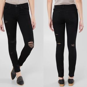 Bridge by Gly Midrise Ankle Skinny Stretch Jeans